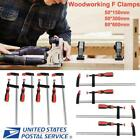 3 Size Heavy Duty F Clamp Bar Clamp For Woodworking Wood Clamping Carpenter Tool