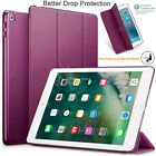 Smart Magnetic Folding Flip Cover Case For Apple iPad 9.7&quot; 6th Generation 2018 <br/> Stand Fit For iPad 6th 2018 9.7&quot; &amp; iPad 5th 2017 9.7&quot;