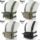 WoSporT Hunting Tactical Quick Release Vest Chest Rig For Tactical Vest Backpack