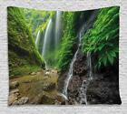 Nature Waterfall Print Tapestry Art Home Room Decoration Wall Hanging Tapestry