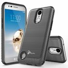 LG Tribute Dynasty, Rebel 4/Fortune 2/Phoenix 4 Case Shockproof Defender Cover
