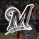 Milwaukee Brewers MLB Logo / Vinyl Decal Sticker on Ebay