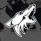Arizona Coyotes NHL Logo / Vinyl Decal Sticker $5.97 USD on eBay