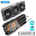 1PC for ZOTAC GTX1070/1080 AMP EXTREME Radiator Fan components(No graphics card)