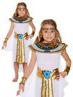 Girls Boys Egyptian King Queen Book Week Historic Fancy Dress Costume Outfit