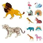 Kids 3D Animal Puzzle Wooden Stegosaurus DIY Coloring Paint Jigsaw Toy Craft