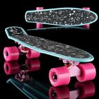 Skateboard Anti-slip Sticker Waterproof Sandpaper Wear Resisting for Penny Board image