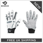 **BIONIC MENS RELIEF GRIP GOLF GLOVE - ALL SIZES - DESIGNED FOR ARTHRITIS!!**