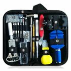 US 16/147PCS Watch Repair Tool Kit Case Opener Spring Bar Tool Remover with Case image