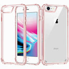 Transparent Case Shock Proof Hybrid Heavy Duty Cover for Apple iPhone 6 6s Plus