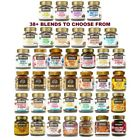 BEANIES INSTANT FLAVOURED COFFEE JARS 50g BUY 4 & GET 2 FREE: ADD 6 to BASKET