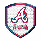 Atlanta Braves sticker for skateboard luggage laptop tumblers car(h) on Ebay