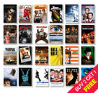 CLASSIC 2000s MOVIE POSTERS, A4/A3 Size Glossy Wall Art Print Film Cinema Decor £2.99 GBP on eBay