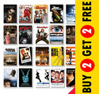 CLASSIC 2000s MOVIE POSTERS, A4/A3 Size Glossy Wall Art Print Film Cinema Decor £7.49 GBP on eBay