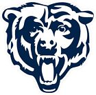 Chicago Bears Logo Decal ~ Car / Truck Vinyl Sticker - Wall Graphics, Cornhole $4.99 USD on eBay