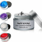 Professional Hair Color Gel Wax Hair Pomades Natural Hairstyle Styling Cream UK