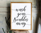 Bathroom Prints, Bathroom Wall Art, Bathroom Decor, Variety of Bathroom Prints