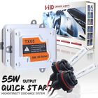 AC 55W QUICK START Slim HID Xenon Conversion Kit H4 9003 HB2 Bi-Xenon High Power on eBay