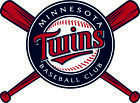 Minnesota Twins vinyl sticker for skateboard luggage laptop tumblers car (h) on Ebay