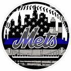 New York Mets vinyl sticker for skateboard luggage laptop tumblers car (c) on Ebay