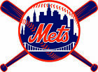 New York Mets vinyl sticker for skateboard luggage laptop tumblers car (f) on Ebay