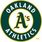 Oakland Athletics vinyl sticker for skateboard luggage laptop tumblers car (c) on Ebay