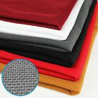 Speaker Audio Grille Cloth Cloth Stereo Grill Fabric Repair Black 55Inch Wide