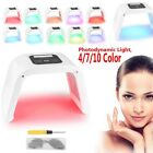 Photon Therapy Facial LED Light Lamp PDT Skin Rejuvenation SPA Beauty Machine
