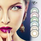 Coloured Contact Lenses Colorblends Cosmetic Makeup With Case