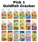 Pick 1 Goldfish Crackers Pepperidge Farm Baked Snack Crackers