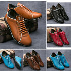 NEW Luxury Brand For Men Casual Shoes PU Leather Shoes Summer Flat Shoes XR