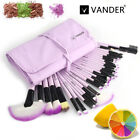 2X 32pcs Makeup Brushes Set Vander Professional Cosmetic Beauty Brush