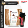 Proto Whey by Powercrunch | 5.2LB Cafe Mocha | Protein + INCLUDED ITEM!