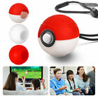 Silicone Protective Case Cover for Nintendo Switch Poke Ball Plus Game Bag Eevee