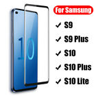 3D Full Cover Soft Film Screen Protector for Samsung Galaxy S10 S10 Plus Note 9