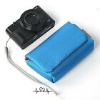Portable handbag Camera Bag Insert Storage Pocket Pouch For Sony RX100 M5 M6