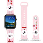Sport Watch Band Replacement Strap Bracelet for Apple Watch 38MM (Series 3/2/1)