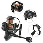 Metal head fish wheel without gap  wheel sea bream fishing reel GIFT