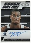2018-19 Certified Rookie Roll Call Autographs Rookie RC On Card Auto Pick Any on eBay