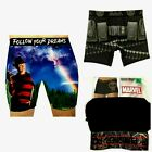 Mens' Boxer Briefs  Marvel Punisher  Nightmare On Elm Street Freddy Krueger  NWT