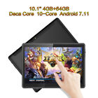 10.1 inch Tablet PC 4G+64G 10 Deca Core Android 7.11 1920*1200 IPS Phablet 2-SIM