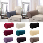 2PCS Removable Arm Sofa Protector Armchair Covers Armrest Stretch - Sofa Couch