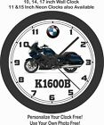 2019 BMW K1600B MOTORCYCLE WALL CLOCK-HARLEY, DUCATI, INDIAN, TRIUMPH $28.99 USD on eBay
