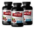 Gout Relief - Gout Support - Uric Acid Formula 1430mg 3b - Advanced Antioxidant $34.95 USD on eBay