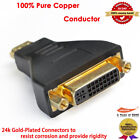 Gold-DVI-to-HDMI-Cable-Lead-Wire-Connect-Computer-PC-Laptop-to-TV-DVD-TFT-LCD