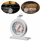 Stand Up Food Temperature Gauge/Oven Thermometer Stainless Steel Classic Hanging