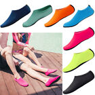 Unisex Barefoot Water Skin Shoes Aqua Socks for Beach Swim Surf Yoga Exercise GI