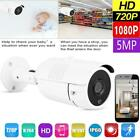1MP/2MP/5MP HD CCTV Security IP Camera Waterproof Night Vision Motion Detection