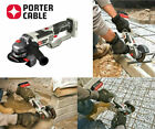 Porter-Cable 20V MAX Li-Ion 4-1 2 in. Cut-Off Tool Grinder PCC761B Bare Tool USA