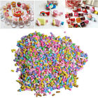 50g DIY Polymer Clay Fake Candy Sweet Sugar Sprinkles Decoration for Phone RBT image